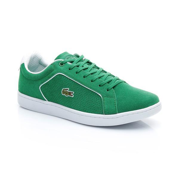 Lacoste Erkek Carnaby Evo 318 9 Yeşil Sneaker