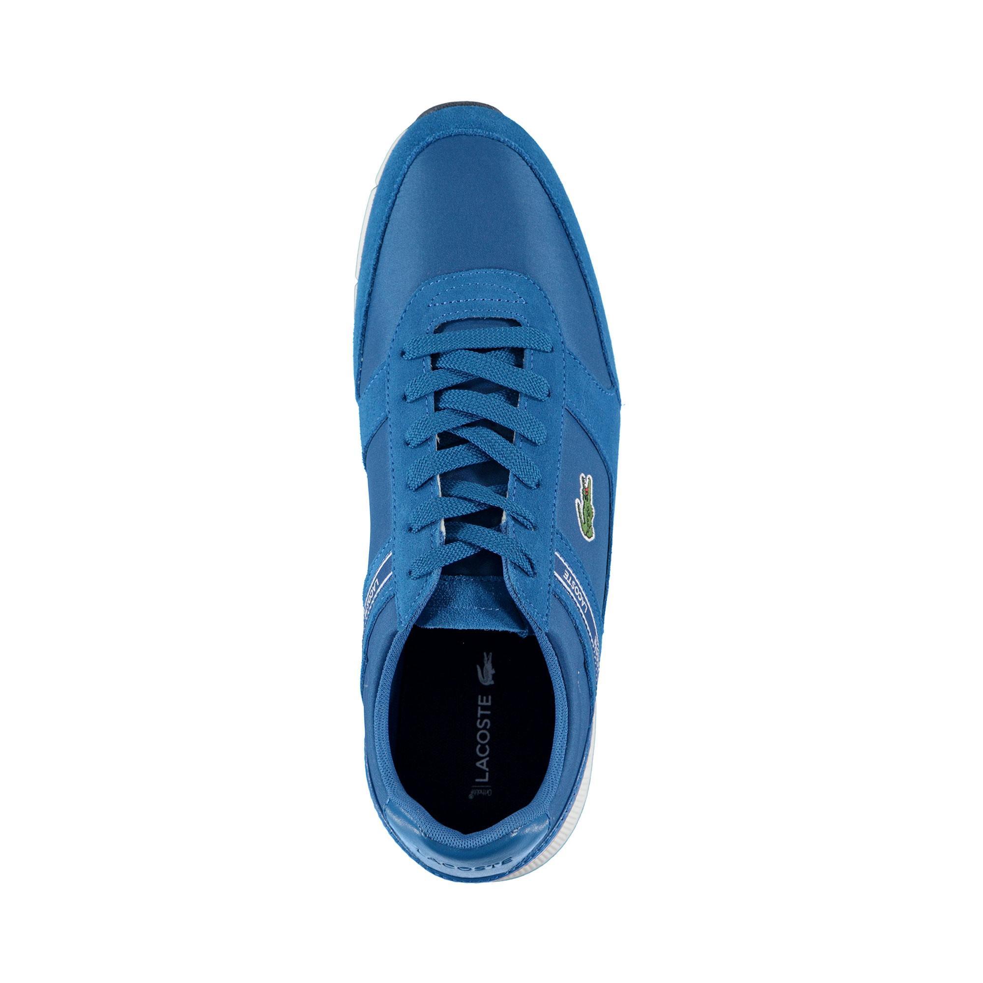Lacoste Erkek Menerva Sport 318 1 Mavi Casual Ayakkabı