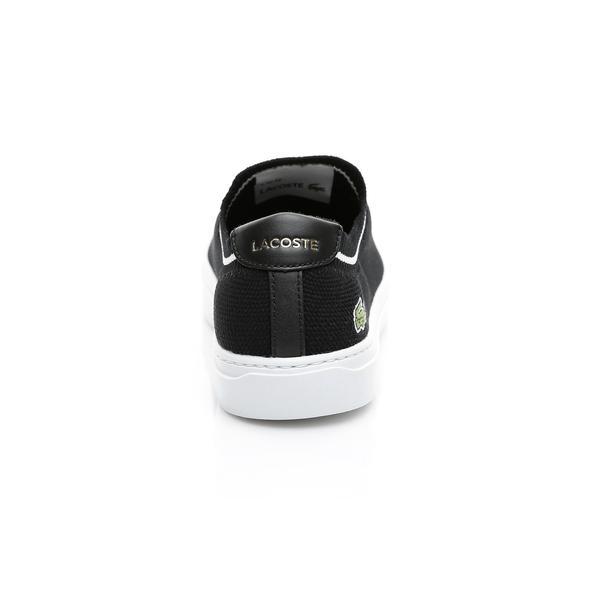Lacoste Erkek Siyah - Beyaz La Piquée 119 1 Casual Ayakkabı