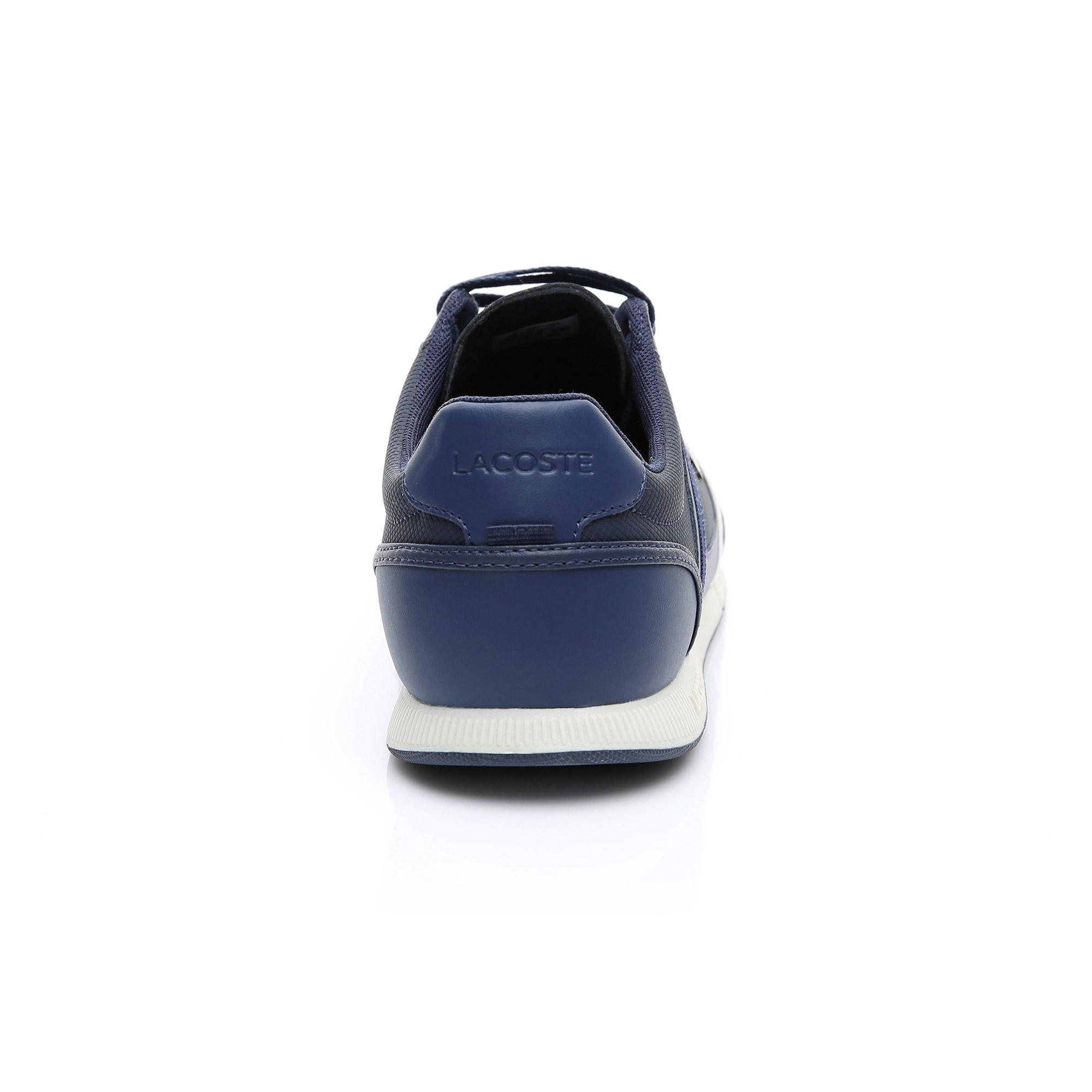 Lacoste Erkek Lacivert - Bej Menerva 119 1 Casual Ayakkabı