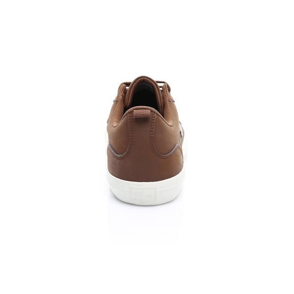 Lacoste Erkek Kahve - Bej Lerond 119 4 Casual Ayakkabı