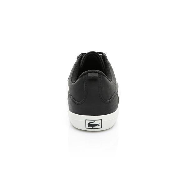 Lacoste Erkek Siyah - Bej Lerond 119 4 Casual Ayakkabı