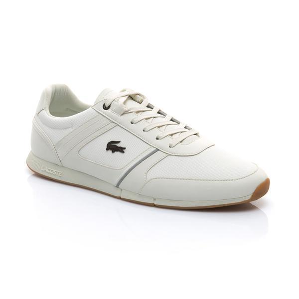 Lacoste Erkek Bej - Gri Menerva 119 5 Casual Ayakkabı