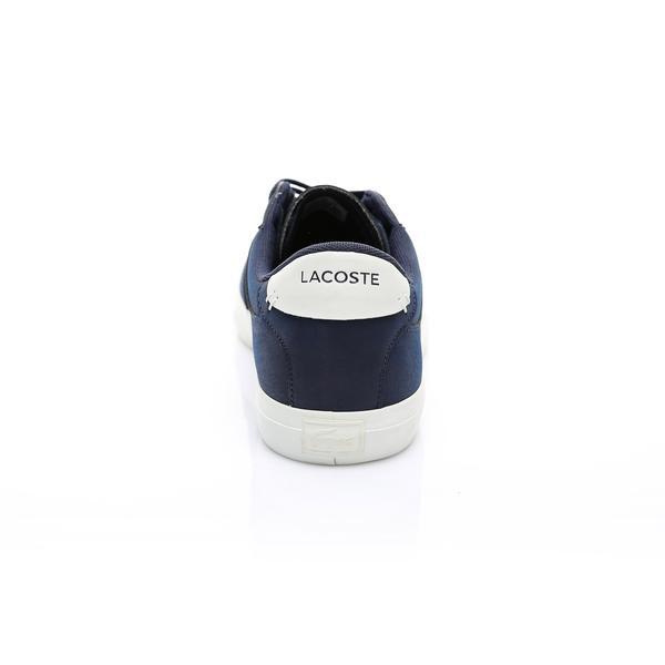 Lacoste Erkek Lacivert - Bej Court-Master 119 3 Casual Ayakkabı