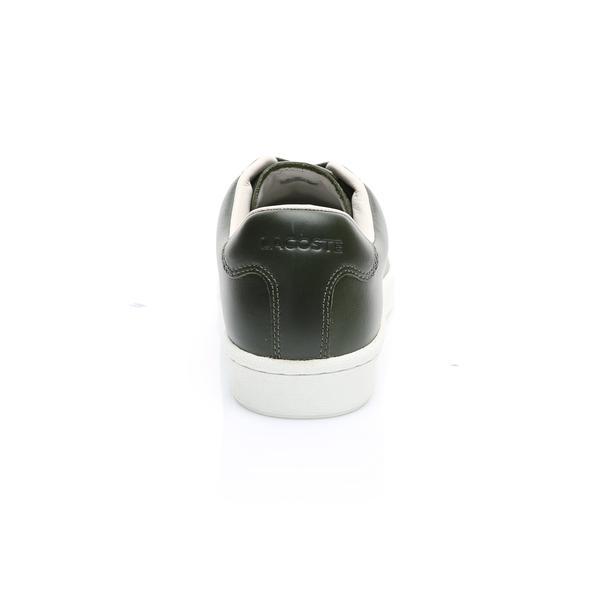 Lacoste Erkek Haki - Bej Masters 119 4 Sneaker