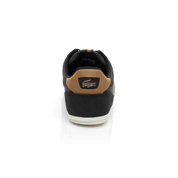 Lacoste Erkek Siyah - Açık Kahve Chaymon 119 5 Casual Ayakkabı