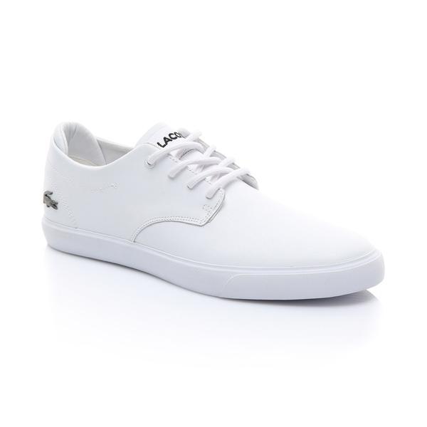 Lacoste Erkek Beyaz Esparre BL 1 Casual Ayakkabı