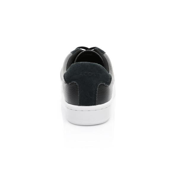 Lacoste Kadın Siyah - Beyaz Masters 119 2 Sneaker