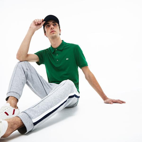 Lacoste Erkek Slim Fit Yeşil Polo