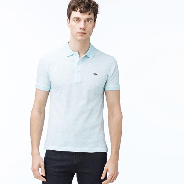 Lacoste Erkek Slim Fit Renkli Polo