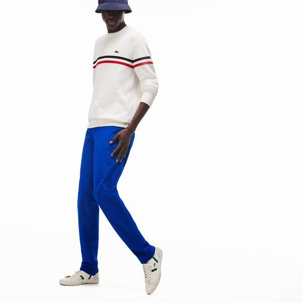 Lacoste Erkek Regular Fit Lacivert Pantolon