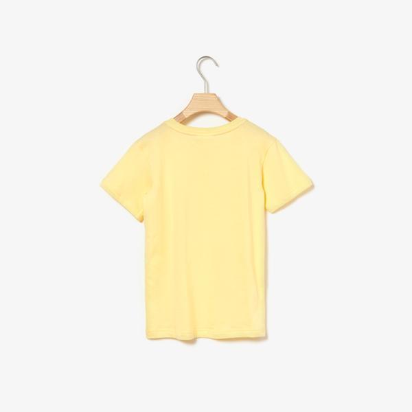 Lacoste Çocuk Sarı T-Shirt