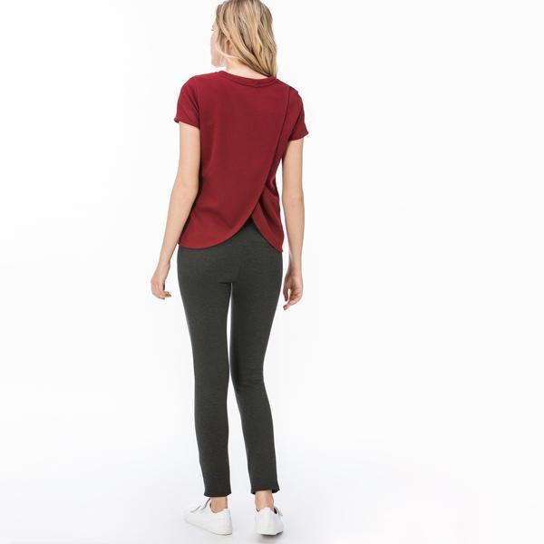 Lacoste Kadın Gri Pantolon