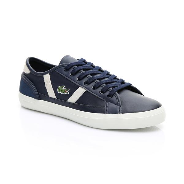 Lacoste Erkek Lacivert Sideline 119 3 Casual Ayakkabı