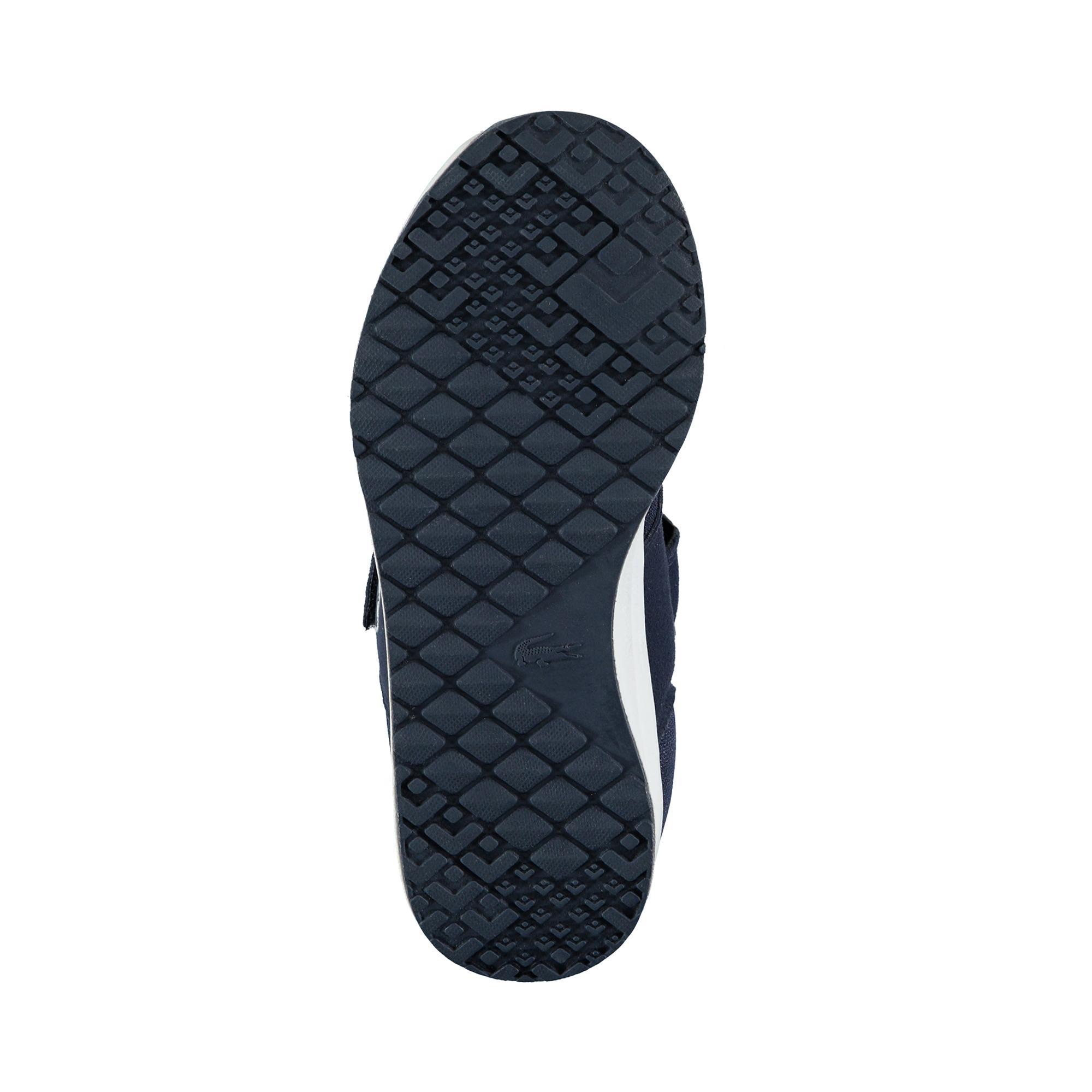 Lacoste Çocuk Lacivert - Beyaz L.ight 119 1 Sneaker