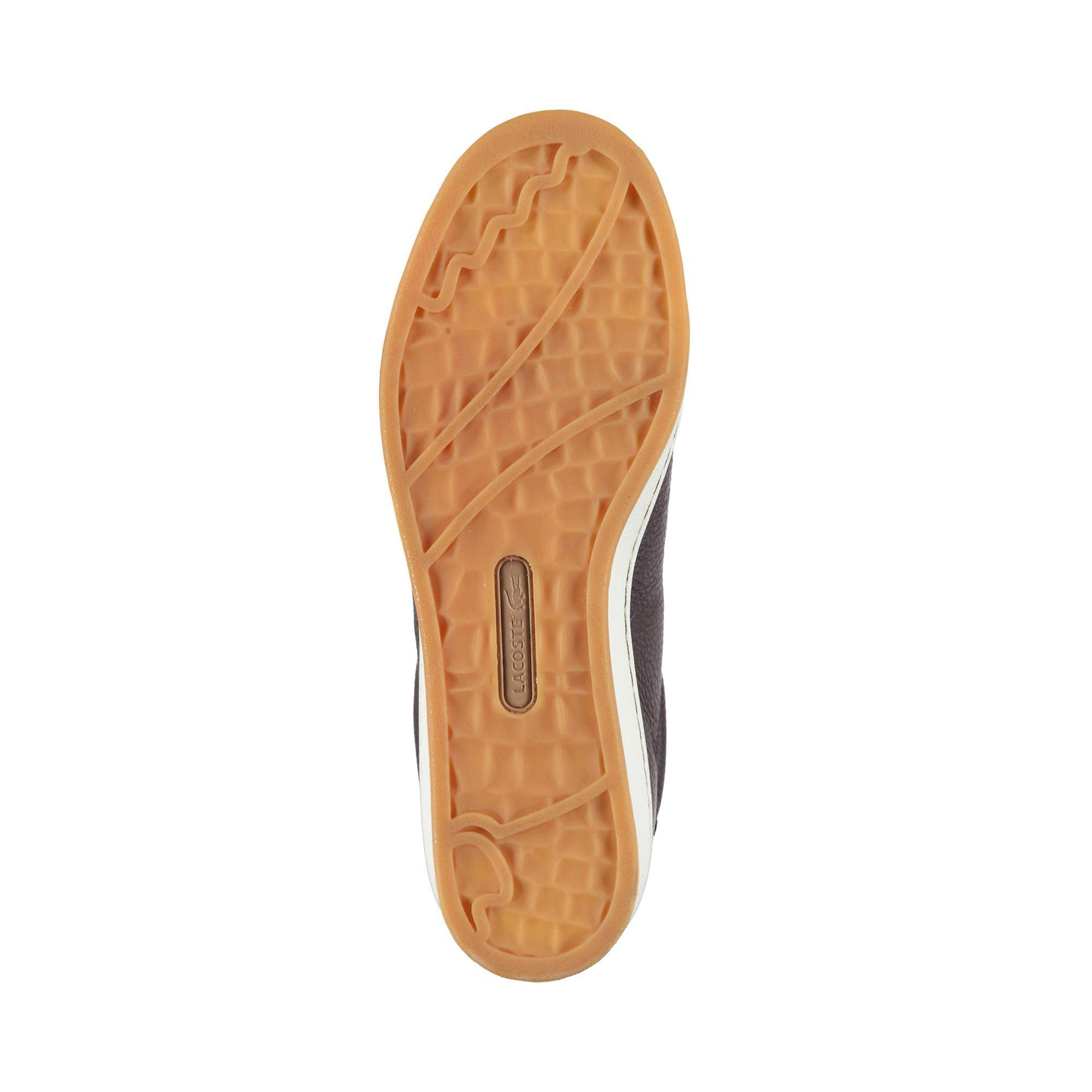 Lacoste Erkek Kahverengi Sneaker